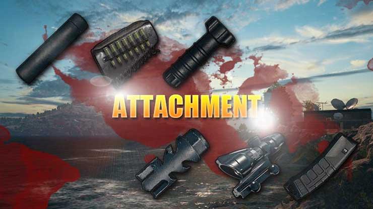 Apa Saja Fungsi Attachment PUBG Mobile Berikut Penjelasannya
