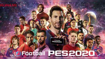Begini Cara Bikin Squad Baru di eFootball PES 2020 Android Beserta Gambar Tutorial