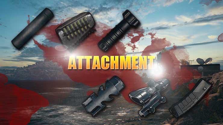 Kecocokkan Antara Senjata dan Attachment