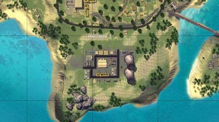 Mencari Sumber Tembakan Dari MAP