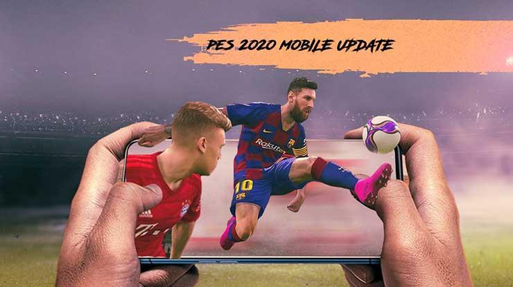 Update PES Mobile 2020 Setiap Hari Kamis
