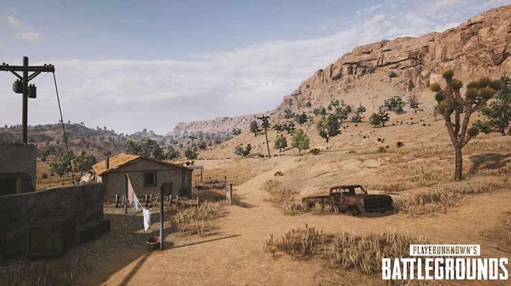 Deretan Tempat Looting Sniper di Miramar ini Wajib Dikunjungi Ada Kar89K dan Item Level 3
