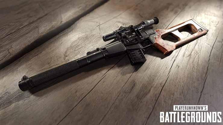 Ini Dia Senjata Tersakit di PUBG Mobile yang Wajib Kalian Miliki