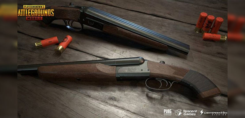 Kelebihan dan Kekurangan Shotgun di PUBG Mobile