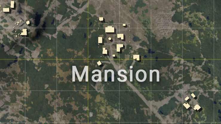 Mansion Erangel