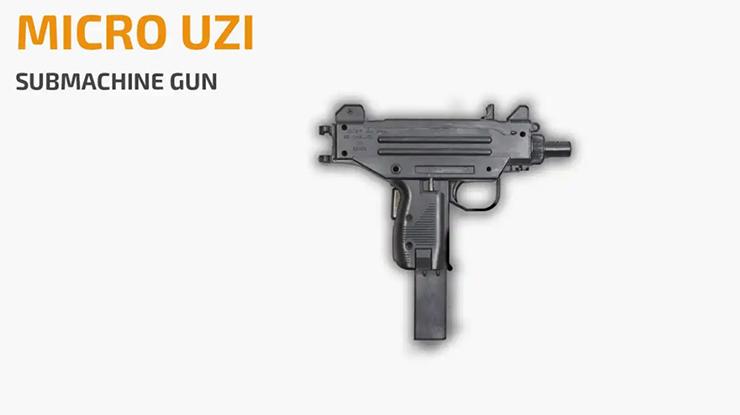 Micro UZI