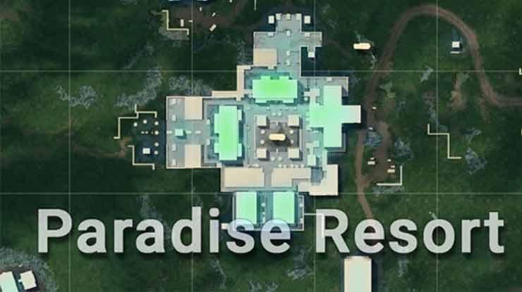 Paradise Resort Sanhok