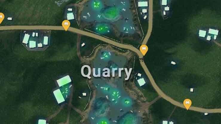 Quarry Sanhok