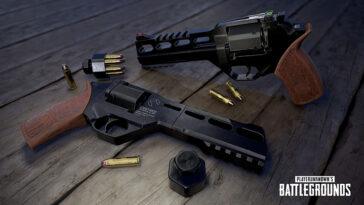 Rekomendasi Senjata Pistol Terbaik di PUBG Mobile Dengan Damage Tertinggi