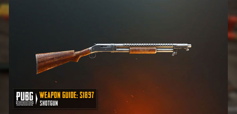 Shotgun S1897