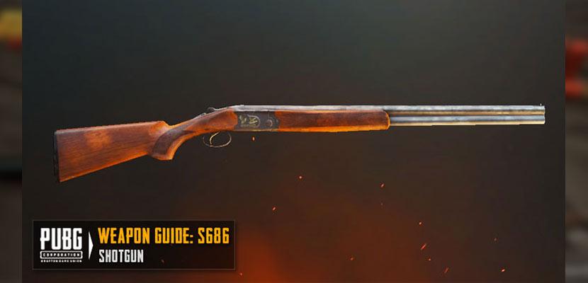 Shotgun S686