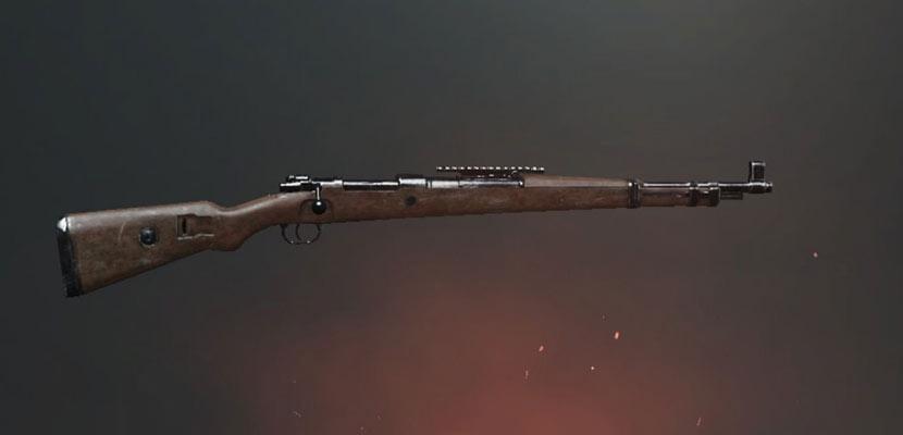 Sniper Kar98K