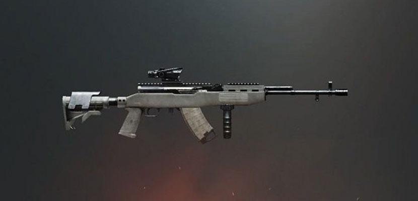 Sniper SKS
