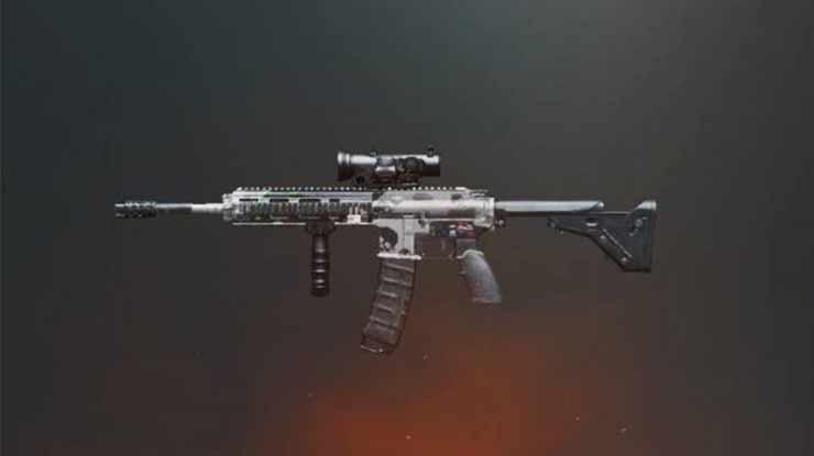 Statistik Senjata M416 PUBG Mobile
