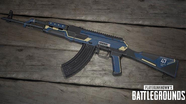 Tips Menggunakan Senjata AKM di PUBG Mobile