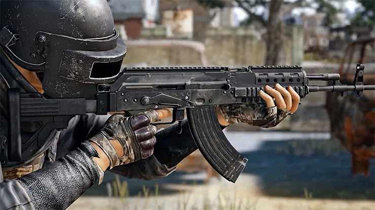Tips Menggunakan Senjata Beryl M762