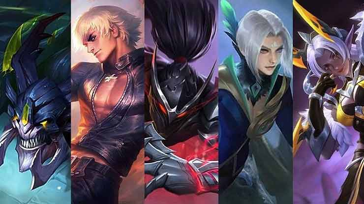Deretan Assassin Terkuat di Mobile Legends Season Terbaru