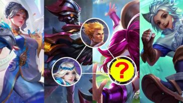 Deretan Mage Tersakit di Mobile Legends Season 18