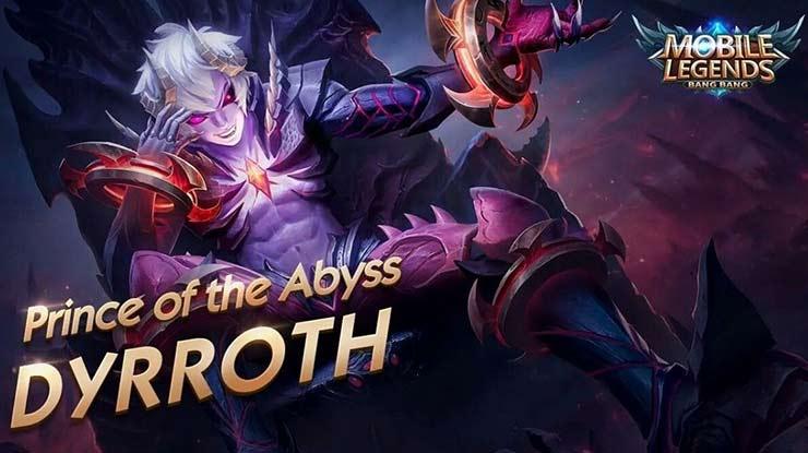 Hero Dyrroth
