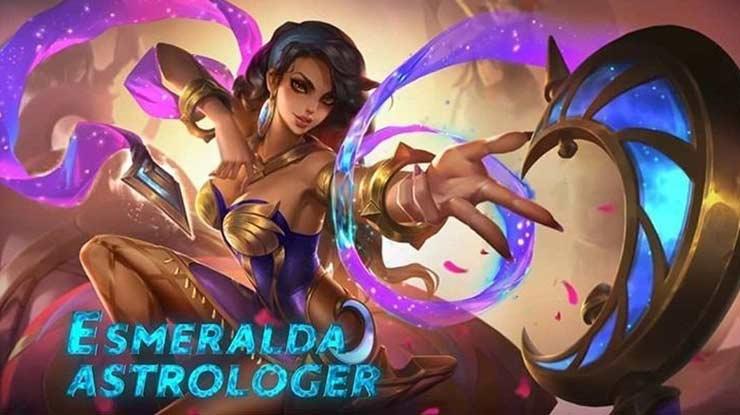 Hero Esmeralda 1