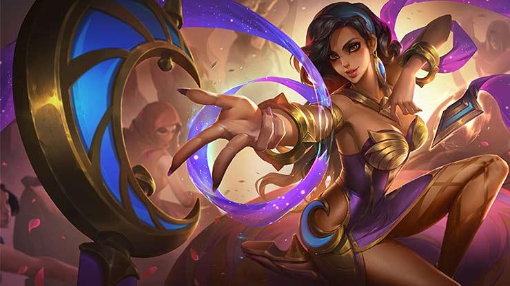 Hero Esmeralda Mage
