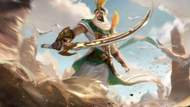 Hero Khaleed