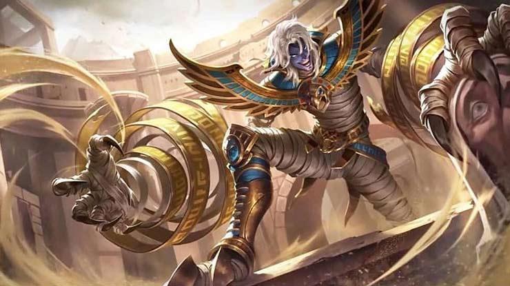 Hero Khufra 1