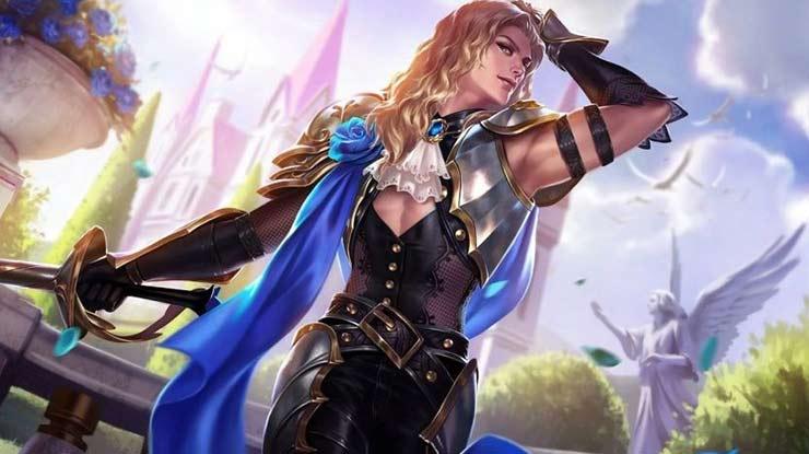 Hero Lancelot 1