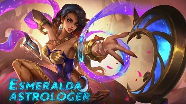 Mage Esmeralda
