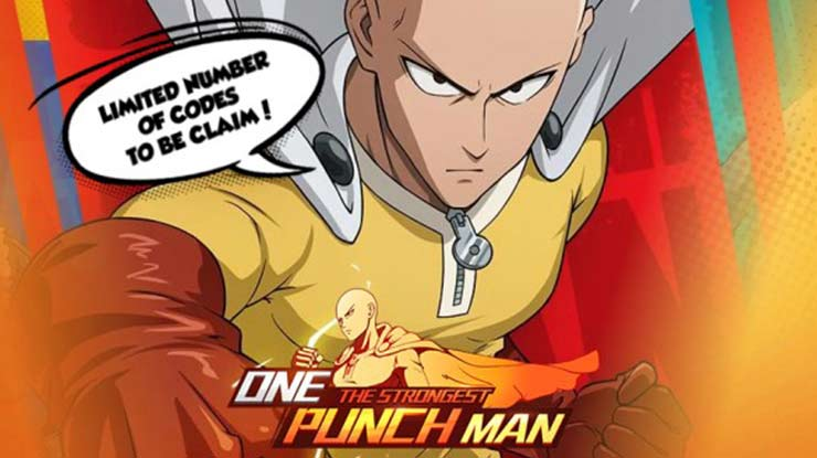 One Punch Man Gift Code