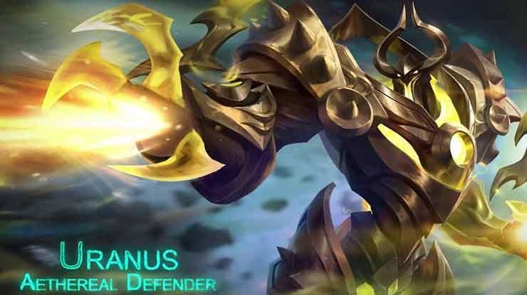 Tank Uranus