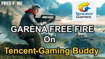 Begini Cara Main Free Fire di Tencent Gaming Buddy Terlengkap 1