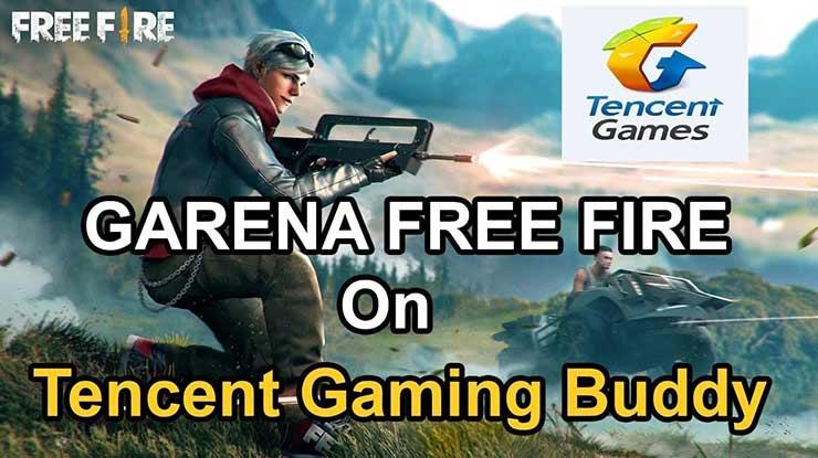 Begini Cara Main Free Fire di Tencent Gaming Buddy Terlengkap 1