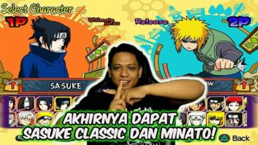 Begini Cara Mendapatkan Sasuke Kecil di Naruto Ultimate Ninja 5 Gampang Banget