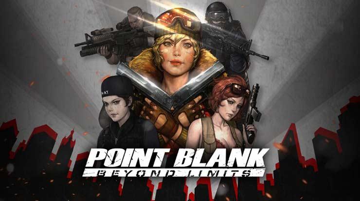 Cara Menampilkan FPS di Point Blank