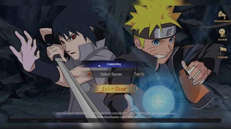 Inilah Penyebab Naruto Slugfest Tidak Bisa Login Cara Mengatasinya