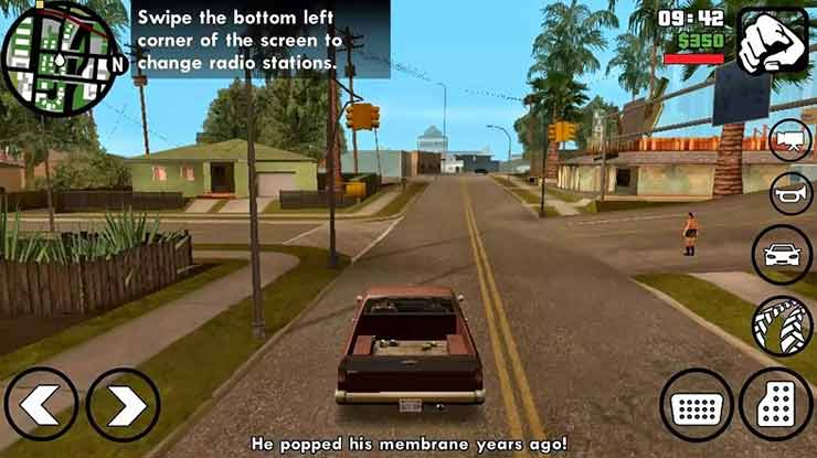 Kelebihan Kekurangan Game GTA San Andreas PC