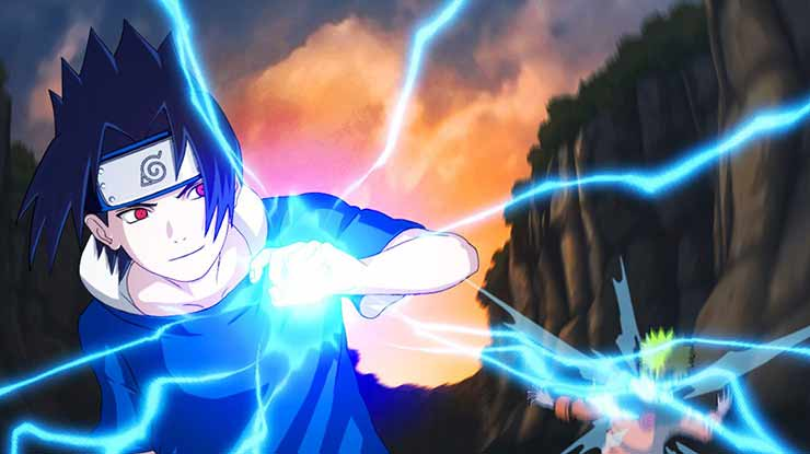 Keunggulan Karakter Sasuke Kecil di Naruto Ultimate Ninja 5