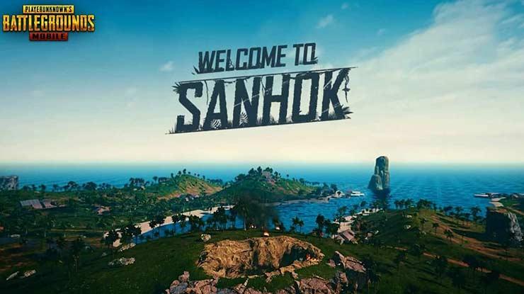 Lakukan Peperangan di MAP Sanhok