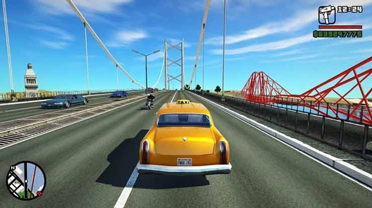 Spepesifikasi Minimum Untuk Main Game GTA San Andreas PC