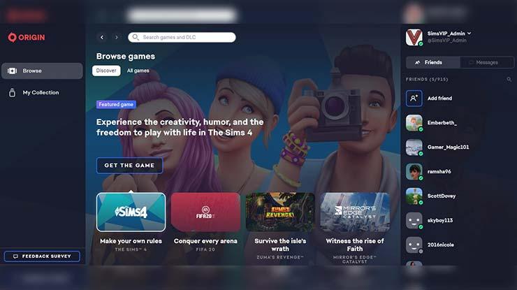 Begini Cara Backup Game Origin di PC Gampang Banget