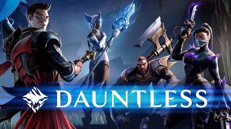 Game Nomor 1 di Dunia Dauntless