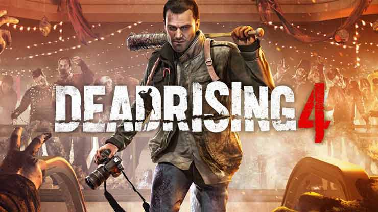 Game Zombie Dead Rising 4