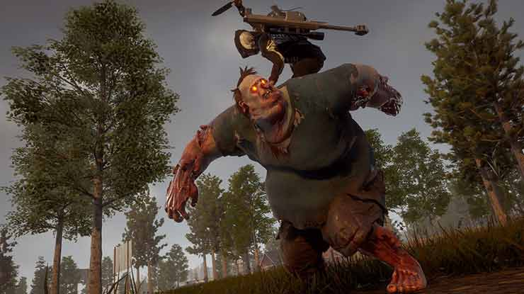 Game Zombie State Of Decay