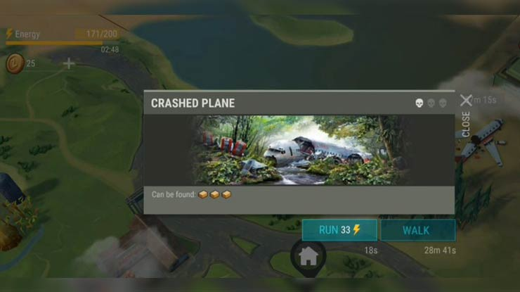 Mainkan Misi Crashed Plane di Last Day On Earth