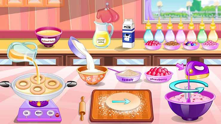 Rekomendasi Game Toko Roti Gratis Paling Seru di Android