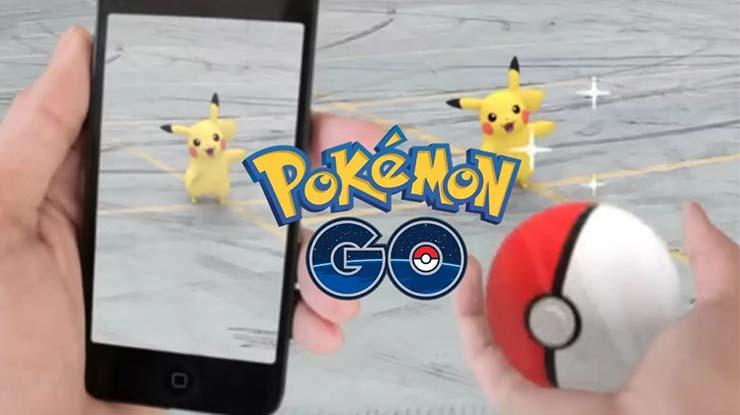 Sekilas Tentang Aplikasi Pokemon Go