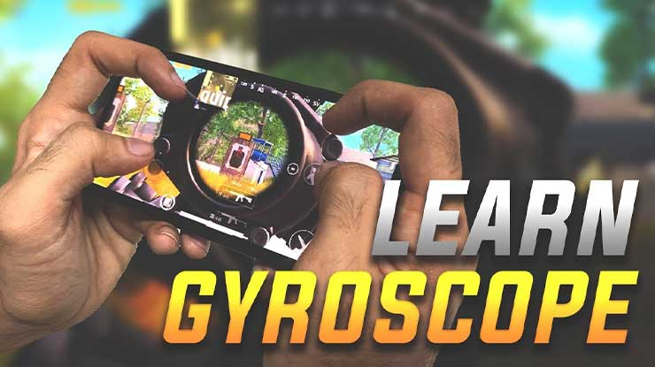 Setting Gyroscope PUBG Mobile