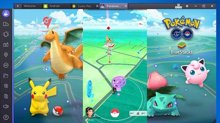 Spesifikasi Laptop Minimum Untuk Menginstal Pokemon Go