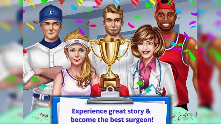 Sports Athlete ER Surgery